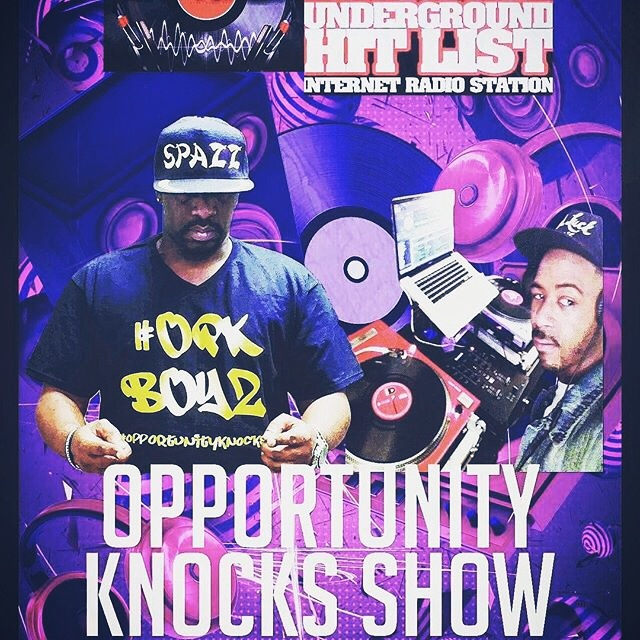 #OpportunityKnocks Show @ GMT Radio
